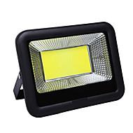 billiga Belysning-QIHengZhaoMing 1st 100W Lawn Lights Vattentät Utomhusbelysning Varmvit 110V-220V