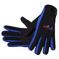 Dive&Sail Dykning Handsker 1.5mm Neopren Fuld Finger Anti-udskridning Surfing / Dykning / Sejlsport