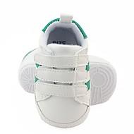 お買い得  ベビー用靴-女の子 靴 レザーレット 春 / 秋 コンフォートシューズ / 赤ちゃん用靴 / 幼児用靴 スニーカー 面ファスナー のために レッド / グリーン / ブラック / レッド