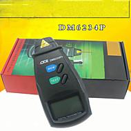 tanie Instrumenty elektryczne-Wiktor dm6234p laserowy bezdotykowy inteligentny obrotomierz