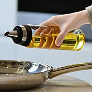 billiga Köksförvaring-Rostfritt stål transparent kropp Shakers och kvarnar 1st Kök Organisation