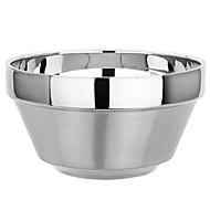 お買い得  食器-1枚 ステンレス鋼/鉄 エコ 耐熱の ボウル, 食器類