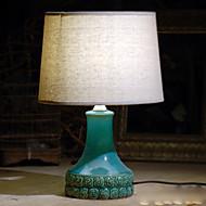 billige Lamper-Traditionel / Klassisk Dekorativ Bordlampe Til Soverom Keramikk 220V