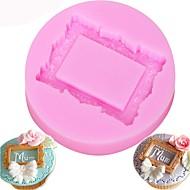 billige Bakeredskap-Cake Moulds Kreativ For Godteri Til Småkaker Til Kake Til Sjokolade Kake silica Gel GDS Valentinsdag Bursdag Bryllup baking Tool