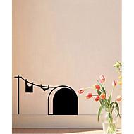 Životinje Oblici Zid Naljepnice Zidne naljepnice 3D zidne naljepnice Dekorativne zidne naljepnice, Papir Vinil Početna Dekoracija Zid
