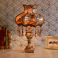 billige Lamper-Moderne Krystall Bordlampe Til Stue Harpiks 220V