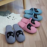 cheap Slippers-Ordinary Slippers Women's Slippers Polyester Terylene Animal Print
