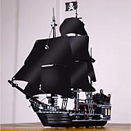 Black Pearl Bouwblokken Militaire blokken Bouwset speelgoed 804 pcs Piraten Piratenschip Soldier verenigbaar Legoing voortreffelijk Vintage Style Jongens Meisjes Speeltjes Geschenk