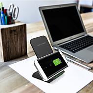 billiga Mobil cases & Skärmskydd-g100 10w vertikal snabb laddning mobiltelefon hållare typ trådlös laddare för iphone xs iphone xr xsmax iphone 8 samsung s9 plus s8 not 9 eller inbyggd qi mottagare smart telefon