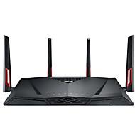 tanie Ulepszanie domu-asus smart wifi router do gier smart home home entertainment z portem usb home i office 1 pack abs z obsługą Wi-Fi