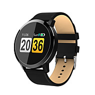 tanie Inteligentne zegarki-Inteligentny zegarek Q8 na iOS / Android Pulsometr / Spalone kalorie / Rejestr ćwiczeń / Powiadamianie o połączeniu telefonicznym / Kontrola APP Krokomierz / Powiadamianie o połączeniu telefonicznym