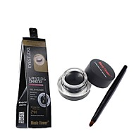 Eyeliner Thick / Wedding Makeup Eyeliner Stylish Party / Evening / Daily / Festival Daily Makeup / Halloween Makeup / Party Makeup Waterproof Long Lasting Cosmetic Grooming Supplies