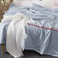 billiga Täcken och överkast-Bekväm Polyester/Bomull Blandning Polyester/Bomull Blandning Reaktiv Tryck 300 Tc Enfärgad