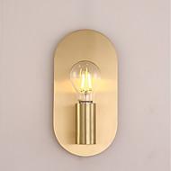 billige Vegglamper med LED-JLYLITE Mini Stil Original / Moderne / Nutidig Stue / Soverom / Spisestue Metall Vegglampe 110-120V / 220-240V 40W