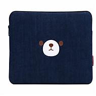 tanie Akcesoria do MacBooka-rękawy dla 13-calowej tkaniny oxford Pro z bydlęcej skóry