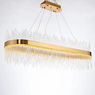 billige Takbelysning og vifter-QIHengZhaoMing Lysekroner Omgivelseslys galvanisert Krystall Krystall, Øyebeskyttelse 110-120V / 220-240V LED lyskilde inkludert / Integrert LED