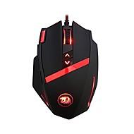 REDRAGON M801 Žičano Kabel ergonomski miš Gamerske Mutno Podesiva težina DPI podesivo Može se programirati 16400