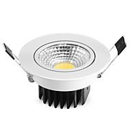billige Innfelte LED-lys-9W 820lm 2G11 Led-Nedlys Innfelt retropassform 1 LED perler COB Dekorativ Varm hvit / Kjølig hvit 85-265V