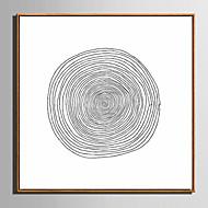 Abstrato Ilustração Arte de Parede, Plástico Material com frame For Decoração para casa Arte Emoldurada Sala de Estar