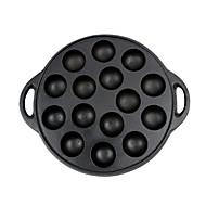 baratos Utensílios de Cozinha-Ferro Fundido Ferro Fundido Redonda Panela Utensílios de cozinha, 27*3