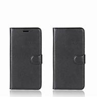 billiga Mobil cases & Skärmskydd-fodral Till Xiaomi Redmi 5A Mi Mix Korthållare Plånbok med stativ Lucka Fodral Ensfärgat Hårt PU läder för Redmi Note 5A Xiaomi Redmi