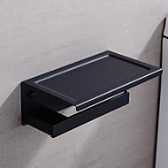 Χαμηλού Κόστους Πεπαλαιωμένος Μπρούτζος Series-Βάση για χαρτί τουαλέτας Υψηλή ποιότητα Δημιουργικό Μοντέρνα Ορείχαλκος 1pc - Ξενοδοχείο μπάνιο Επιτοίχιες