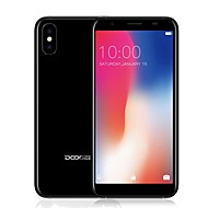"""Χαμηλού Κόστους Doogee®-DOOGEE X55 5.5 inch """" 3G Smartphone (1GB + 16GB Φακός / 8.0+8.0 mp MediaTek MT6580 2800 mAh mAh) / διπλή φωτογραφικές μηχανές"""