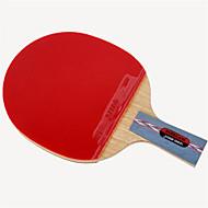 tanie Tenis stołowy-DHS® Hurricane CS Rakietki do ping ponga / tenisa stołowego Drewniany / Włókno węglowe / Gumowy Krótki uchwyt / Pryszcze Krótki uchwyt / Pryszcze