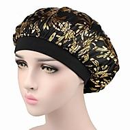 Mujer Básico, Algodón Sombrero Floppy Geométrico / Tejido