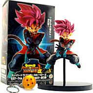 Anime Akcijske figure Inspirirana Dragon Ball Son Goku PVC 12 CM Model Igračke Doll igračkama