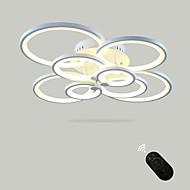 hesapli Işıklandırmalar-Modern/Çağdaş LED Sıva Altı Monteli Ortam Işığı Oturma Odası Yatakodası Yemek Odası Çalışma Odası/Ofis Metal Ampul Dahil 110-120V 220-240V