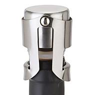 hesapli -Şarap Tutucular Paslanmaz Çelik, Şarap Aksesuarlar Yüksek kalite YaratıcıforBarware 2.5*2.5*5.5 0.06