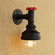 billige Vegglamper-Mini Stil Enkel / Retro / vintage Vegglamper Metall Vegglampe 110-120V / 220-240V 4W