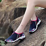 Χαμηλού Κόστους Γυναικείες Παντόφλες-Γυναικεία Παπούτσια Πλέγμα που αναπνέει Καλοκαίρι Ανατομικό Μοκασίνια & Ευκολόφορετα Επίπεδο Τακούνι Στρογγυλή Μύτη Φούξια / Ανοικτό
