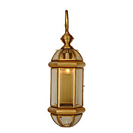 billige Bestelgere-JLYLITE Mini Stil Traditionel / Klassisk Vegglamper Soverom / Leserom / Kontor Metall Vegglampe 110-120V / 220-240V 40W