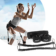 cheap Fitness Accessories-Exercise Bands/Resistance bands Exercise & Fitness Jump Gym Portable Detachable Strength Training Metal