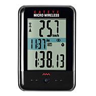 billige Sykkelcomputere og -elektronikk-CatEye® Micro Wireless MC200W Sykkelcomputer Stopur bakgrunnsbelysning Speedometer Fjell Utendørs Sykling