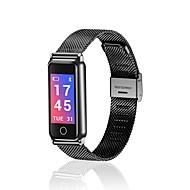 tanie Inteligentne zegarki-Inteligentny zegarek Pulsometr Spalone kalorie Rejestr ćwiczeń Obsługa aparatu Powiadamianie o wiadomości Krokomierz Rejestrator snu