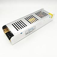 billige belysning Tilbehør-ZDM® 1pc 110/220   12 V Strip Light Tilbehør / Omformer Strømforsyning Aluminium Sølv for LED Strip lys 240 W