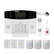 billiga Sensorer och larm-CS85 Home Alarm Systems GSM Plattform GSM Fjärrkontroll 433MHzforHem