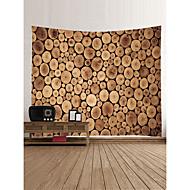 tanie Dekoracje ścienne-Architektura Martwa natura Dekoracja ścienna 100% Polyester Współczesny Klasyczny Wall Art, Ścienne Gobeliny Dekoracja
