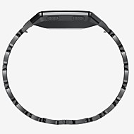 billiga Smart klocka Tillbehör-Klockarmband för Fitbit ionic Fitbit Modernt spänne Metall Handledsrem