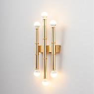 billige Vegglamper-Mini Stil Enkel Moderne / Nutidig Bilde Veglys Til Stue Entré Metall Vegglampe 110-120V 220-240V 40W