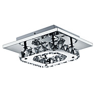 cheap -UMEI™ Modern / Contemporary Flush Mount Ambient Light - LED, 90-240V LED Light Source Included