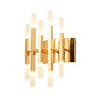 billige Vegglamper-QIHengZhaoMing Øyebeskyttelse Moderne / Nutidig Vegglamper Stue / Leserom / Kontor Metall Vegglampe 110-120V / 220-240V 5W