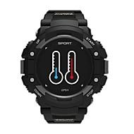 tanie Inteligentne zegarki-Inteligentny zegarek YY-F7 na iOS / Android Spalone kalorie / GPS / Wodoszczelny / Krokomierze / Wielofunkcyjne Stoper / Krokomierz / Powiadamianie o połączeniu telefonicznym / Rejestrator aktywności