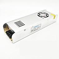billige belysning Tilbehør-ZDM® 1pc 110/220   12V med viftekjøling Omformer Strip Light Tilbehør Strømforsyning Aluminium Sølv for LED Strip lys 360W
