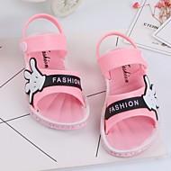 tanie Obuwie chłopięce-Dla chłopców / Dla dziewczynek Obuwie Skóra PVC Lato Comfort Sandały na Yellow / Niebieski / Różowy