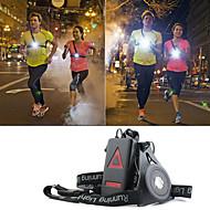 Χαμηλού Κόστους Αντανακλαστικά εργαλεία-Φως ασφαλείας για τρέξιμο Αδιάβροχη Υψηλή ποιότητα Με προστασία από την σκόνη Πλαστικό για Κατασκήνωση / Πεζοπορία / Εξερεύνηση Σπηλαίων