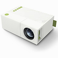baratos Renovando-projetor lcd inteligente av dc hdmi micro-sd-usb microfone usb altaqualidade mini alta resolução portátil